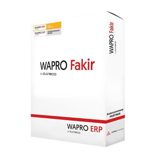 Oprogramowanie Asseco WAPRO Fakir