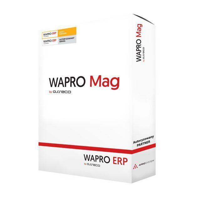 Oprogramowanie Assero WAPRO WF MAG