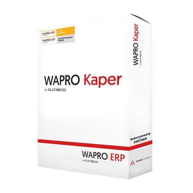 Oprogramowanie Asseco WAPRO Kaper