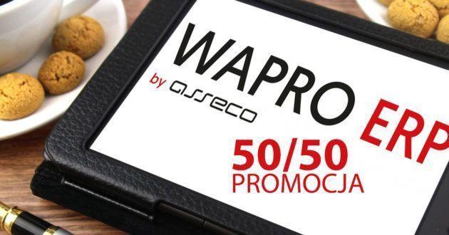 promocja wapro erp 50-50