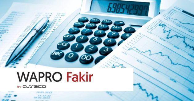 sprawozdanie finansowe wapro fakir
