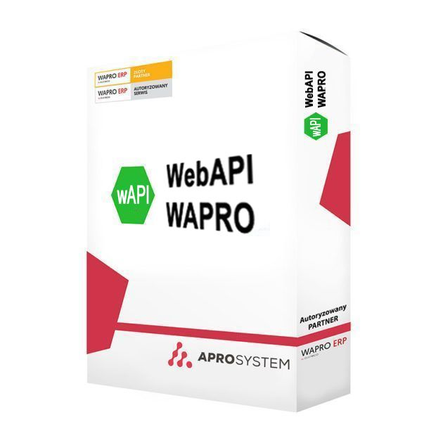 WebAPI integrator WAPRO